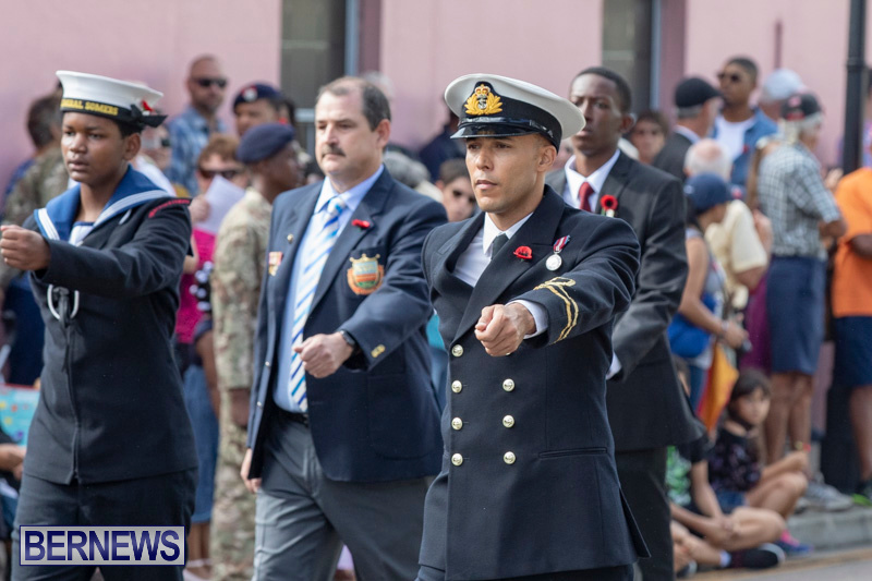 Remembrance-Day-Parade-Bermuda-November-11-2018-7232