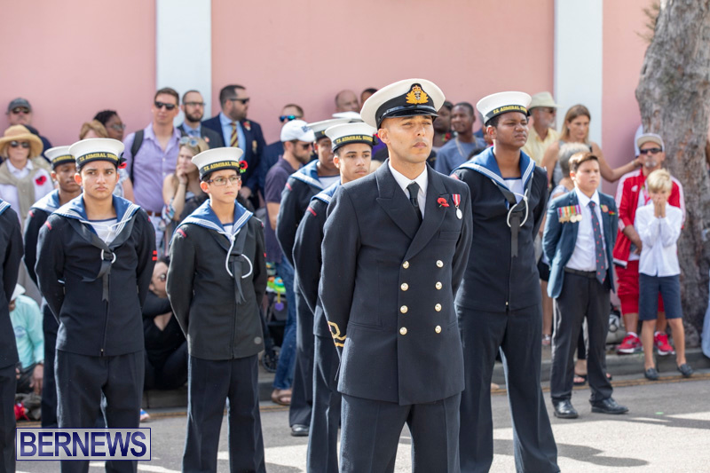 Remembrance-Day-Parade-Bermuda-November-11-2018-7245