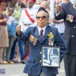 Remembrance Day Parade Bermuda, November 11 2018-7251