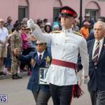 Remembrance Day Parade Bermuda, November 11 2018-7255