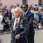 Remembrance Day Parade Bermuda, November 11 2018-7261