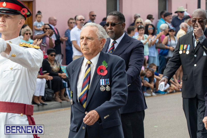 Remembrance-Day-Parade-Bermuda-November-11-2018-7261