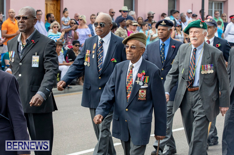Remembrance-Day-Parade-Bermuda-November-11-2018-7267