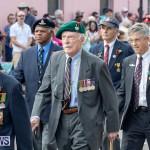 Remembrance Day Parade Bermuda, November 11 2018-7269