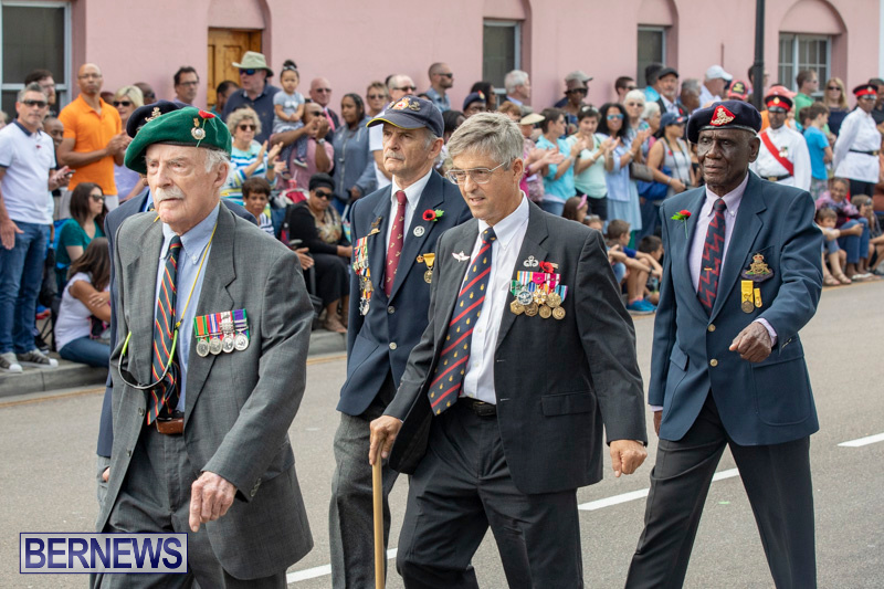 Remembrance-Day-Parade-Bermuda-November-11-2018-7273