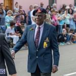 Remembrance Day Parade Bermuda, November 11 2018-7276