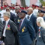 Remembrance Day Parade Bermuda, November 11 2018-7285