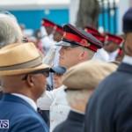 Remembrance Day Parade Bermuda, November 11 2018-7303