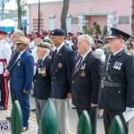Remembrance Day Parade Bermuda, November 11 2018-7317