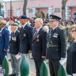 Remembrance Day Parade Bermuda, November 11 2018-7318