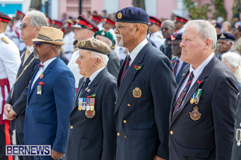 Remembrance-Day-Parade-Bermuda-November-11-2018-7320