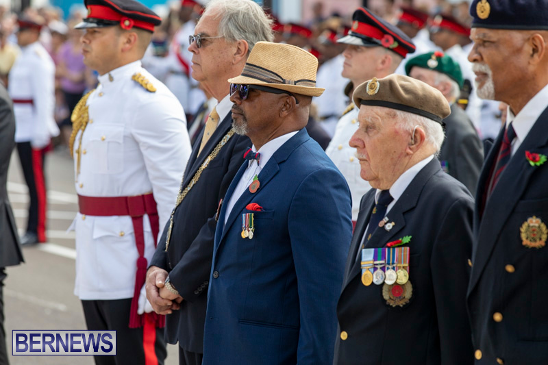 Remembrance-Day-Parade-Bermuda-November-11-2018-7321