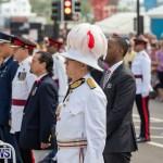 Remembrance Day Parade Bermuda, November 11 2018-7322