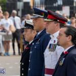 Remembrance Day Parade Bermuda, November 11 2018-7323