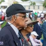 Remembrance Day Parade Bermuda, November 11 2018-7336