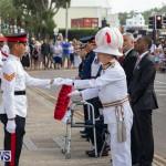 Remembrance Day Parade Bermuda, November 11 2018-7347