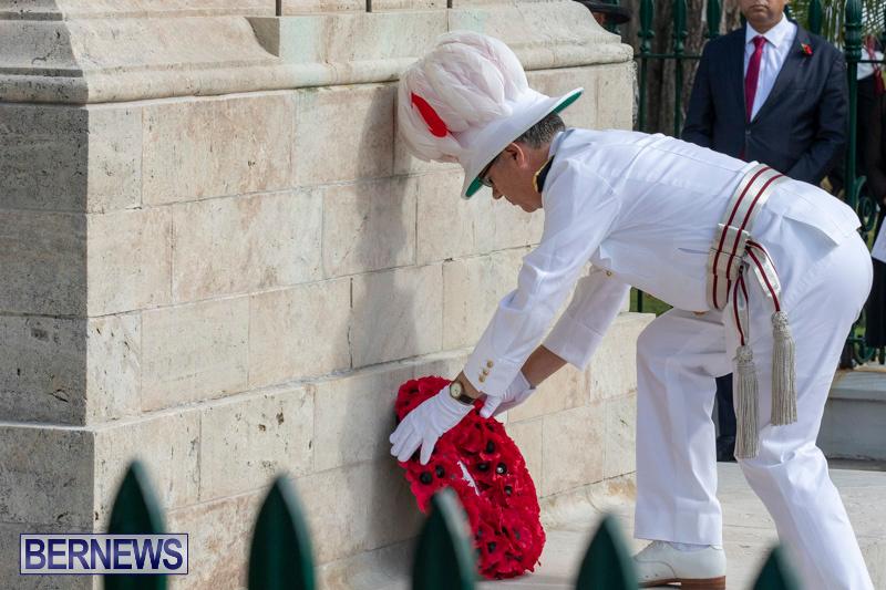 Remembrance-Day-Parade-Bermuda-November-11-2018-7356