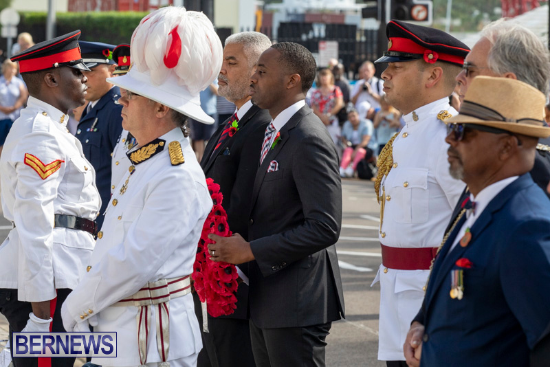 Remembrance-Day-Parade-Bermuda-November-11-2018-7359