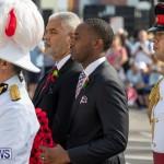 Remembrance Day Parade Bermuda, November 11 2018-7362