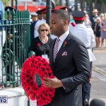 Remembrance Day Parade Bermuda, November 11 2018-7363