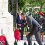 Remembrance Day Parade Bermuda, November 11 2018-7369