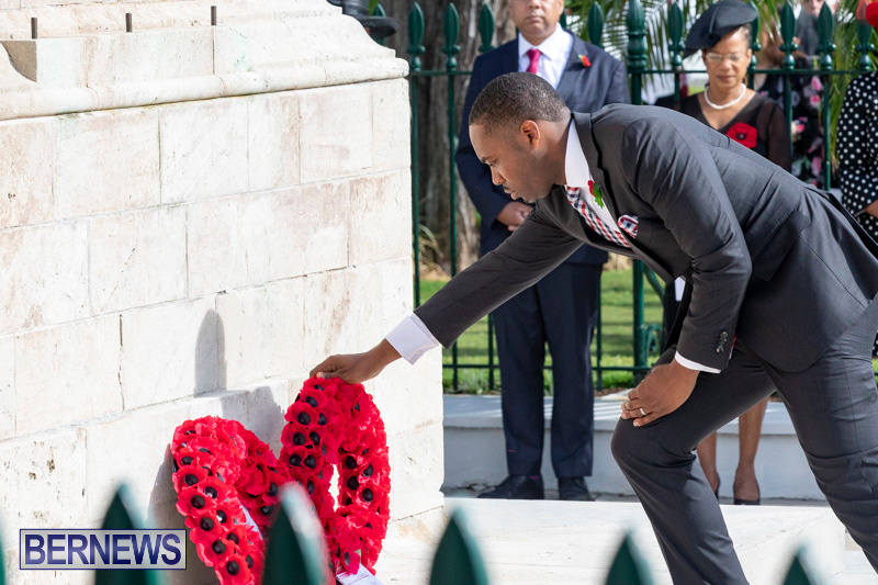 Remembrance-Day-Parade-Bermuda-November-11-2018-7371