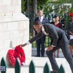 Remembrance Day Parade Bermuda, November 11 2018-7373