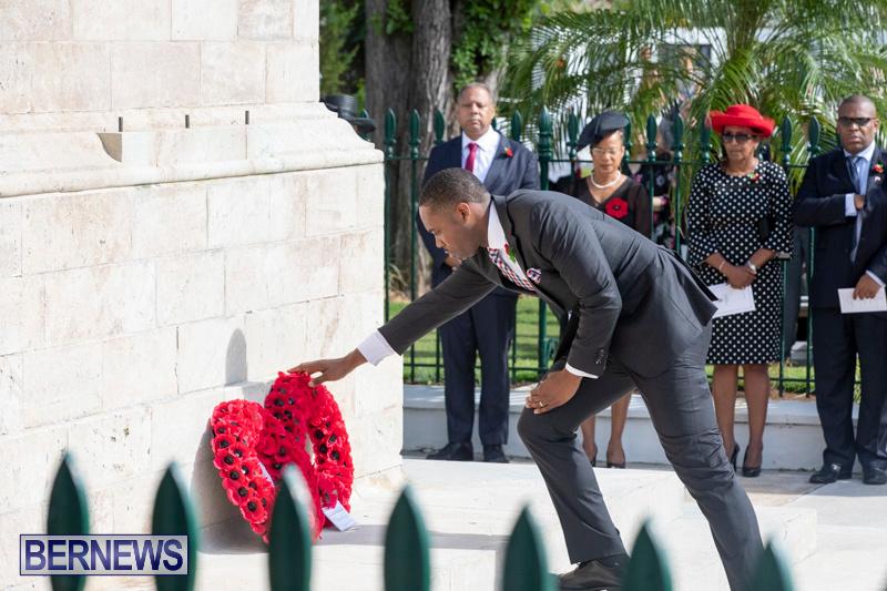 Remembrance-Day-Parade-Bermuda-November-11-2018-7373