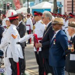 Remembrance Day Parade Bermuda, November 11 2018-7377