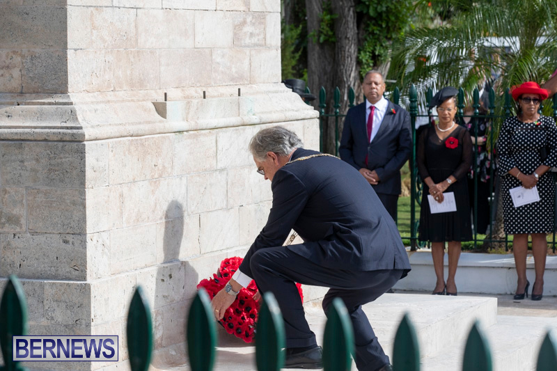 Remembrance-Day-Parade-Bermuda-November-11-2018-7380