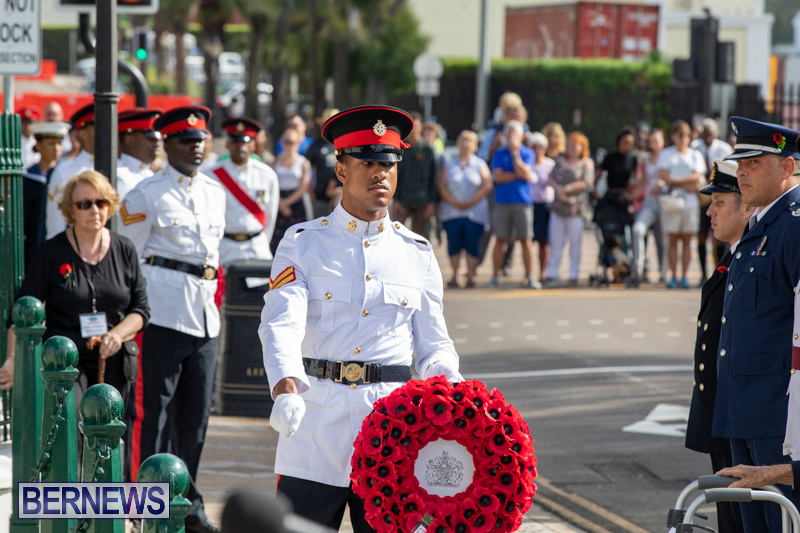Remembrance-Day-Parade-Bermuda-November-11-2018-7383