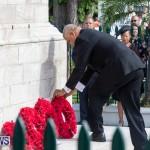 Remembrance Day Parade Bermuda, November 11 2018-7391