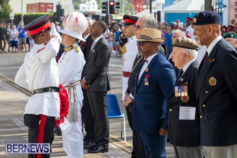 Remembrance-Day-Parade-Bermuda-November-11-2018-7392