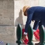Remembrance Day Parade Bermuda, November 11 2018-7399