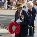 Remembrance Day Parade Bermuda, November 11 2018-7404