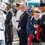 Remembrance Day Parade Bermuda, November 11 2018-7412