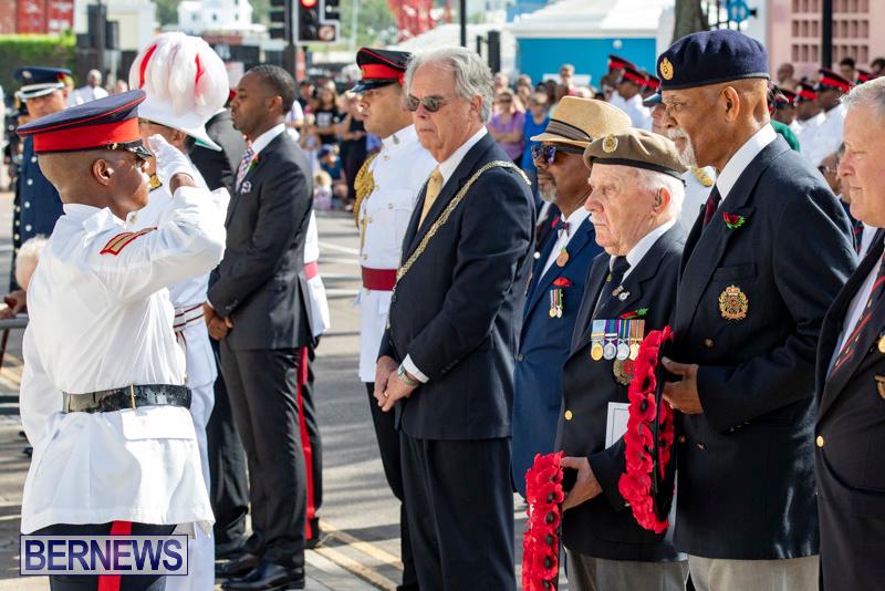 Remembrance-Day-Parade-Bermuda-November-11-2018-7412