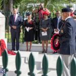 Remembrance Day Parade Bermuda, November 11 2018-7415