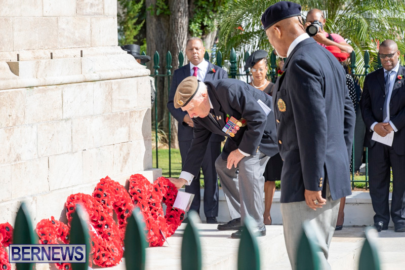 Remembrance-Day-Parade-Bermuda-November-11-2018-7418