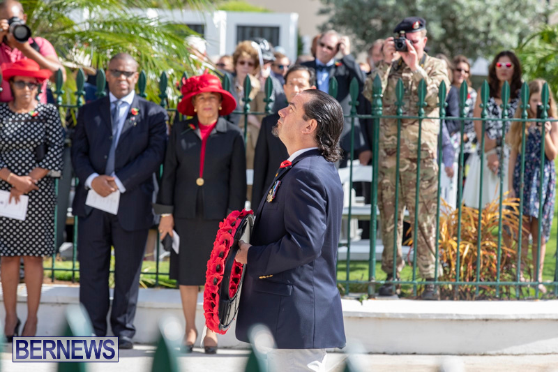 Remembrance-Day-Parade-Bermuda-November-11-2018-7425