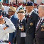Remembrance Day Parade Bermuda, November 11 2018-7426