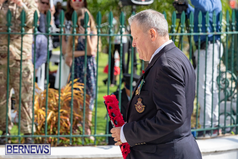 Remembrance-Day-Parade-Bermuda-November-11-2018-7434