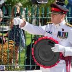 Remembrance Day Parade Bermuda, November 11 2018-7444