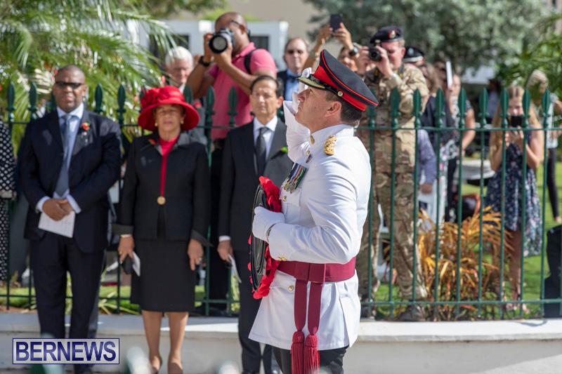 Remembrance-Day-Parade-Bermuda-November-11-2018-7446
