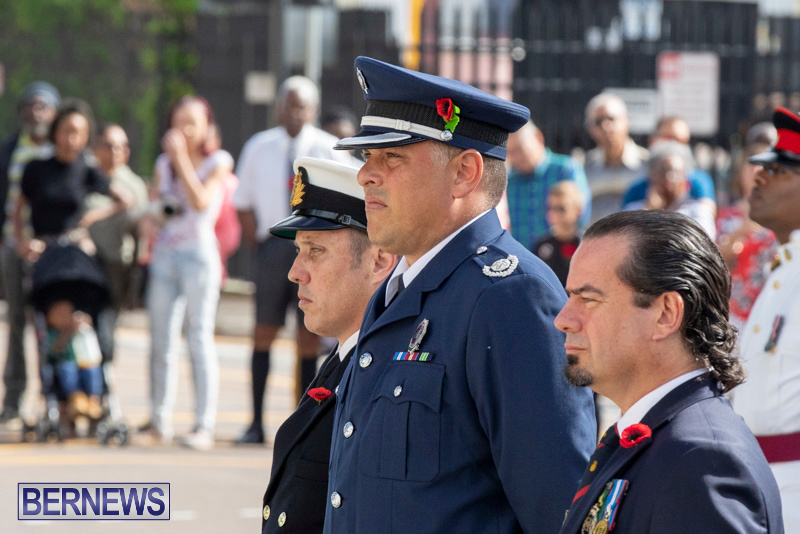 Remembrance-Day-Parade-Bermuda-November-11-2018-7448