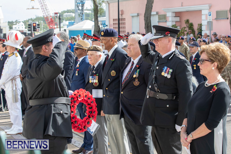 Remembrance-Day-Parade-Bermuda-November-11-2018-7454
