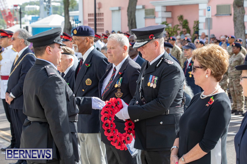 Remembrance-Day-Parade-Bermuda-November-11-2018-7456