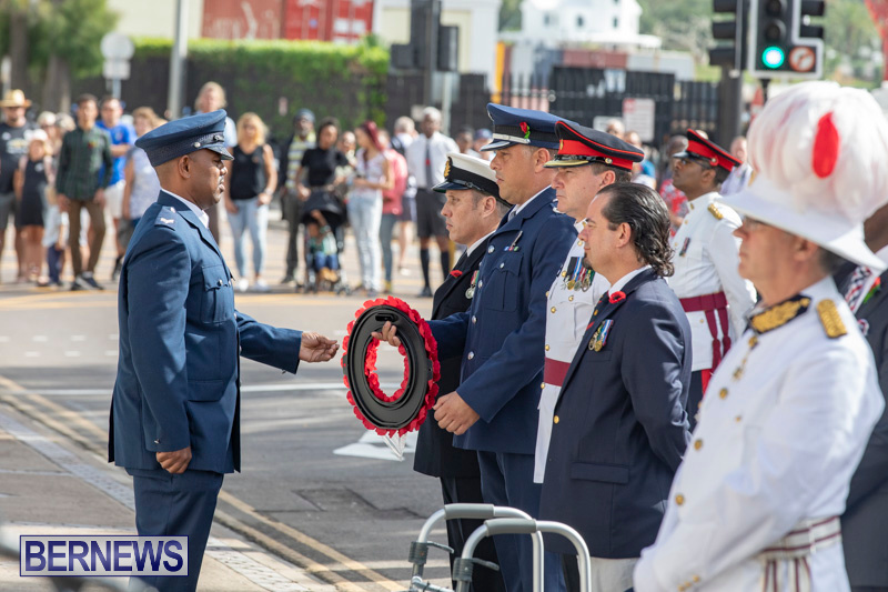 Remembrance-Day-Parade-Bermuda-November-11-2018-7466