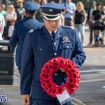 Remembrance Day Parade Bermuda, November 11 2018-7473