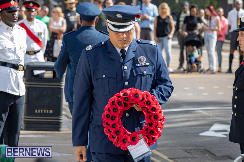 Remembrance-Day-Parade-Bermuda-November-11-2018-7473